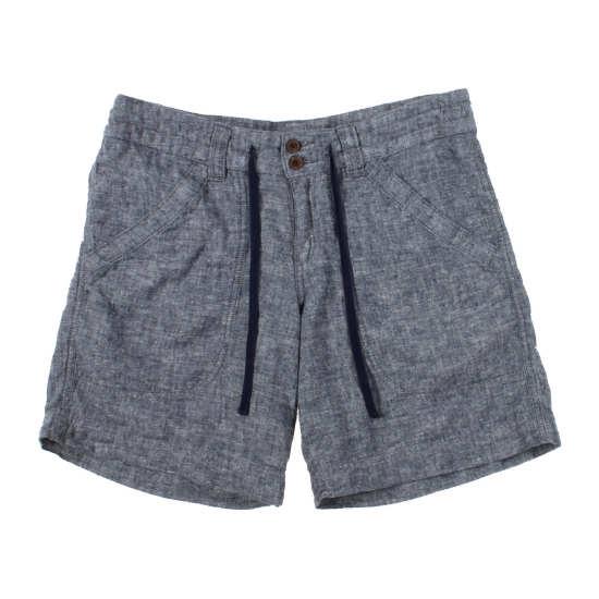 """W's Island Hemp Shorts - 8"""""""