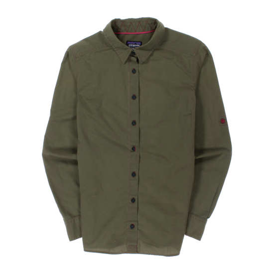 W's Long-Sleeved Indies Shirt