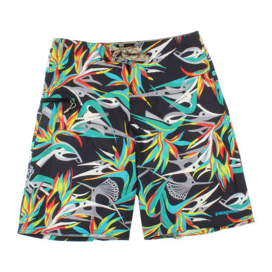 """M's Printed Stretch Planing Board Shorts - 20"""""""