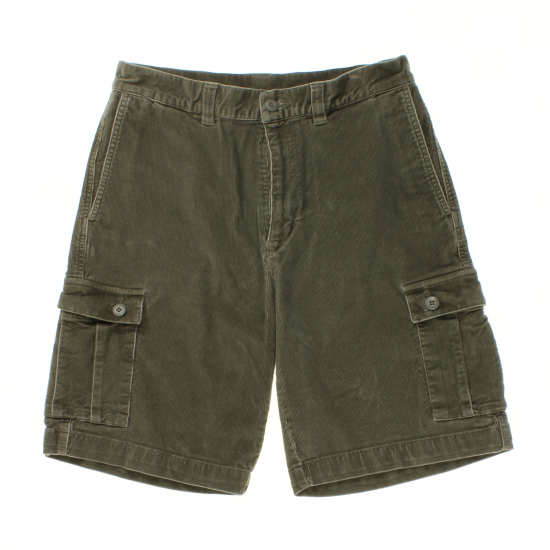 M's Corduroy World Apart Shorts