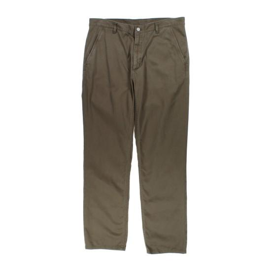 M's Clean Color Pants
