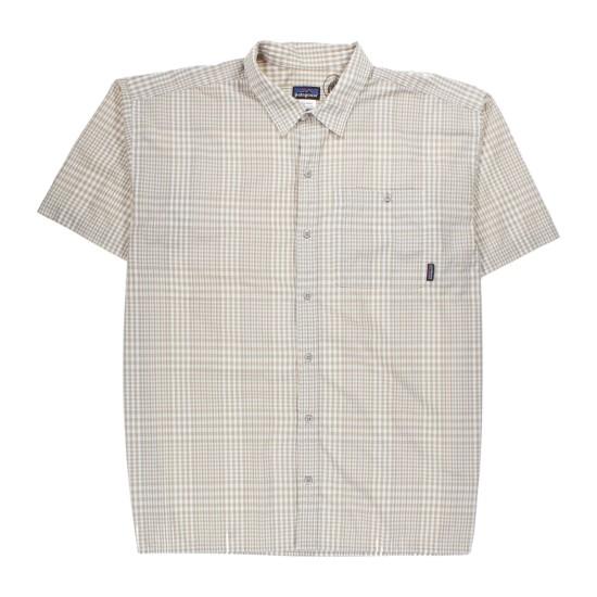M's Short-Sleeved Puckerware Shirt