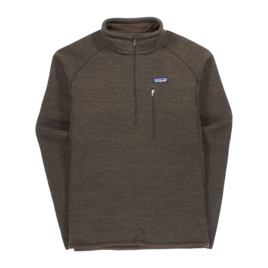 M's Better Sweater™ 1/4-Zip