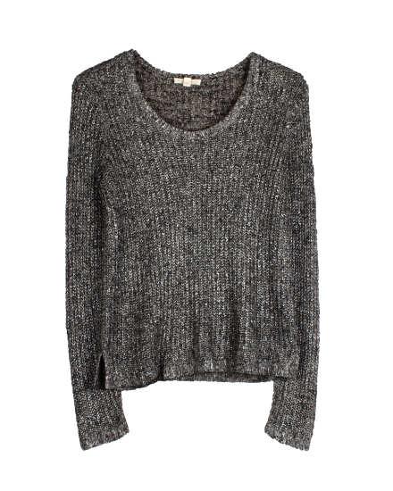 Lightweight Karma Shimmer Pullover