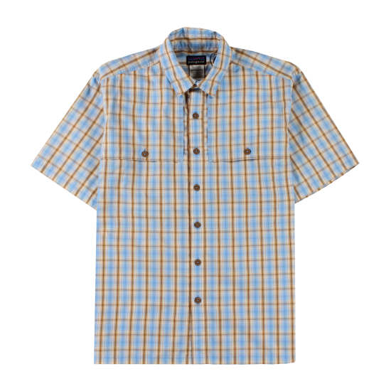M's Short-Sleeved Island Hopper Shirt