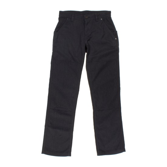 W's Iron Forge Hemp® Canvas Double Knee Pants - Long