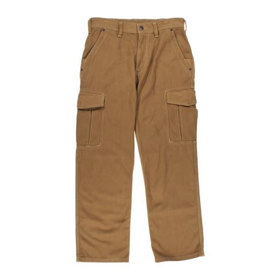 M's Iron Forge Hemp Canvas Cargo Pants - Short