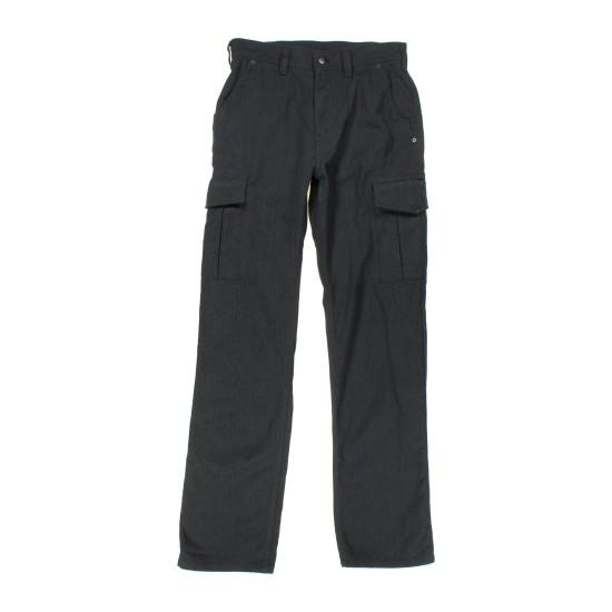 M's Iron Forge Hemp™ Canvas Cargo Pants - Long