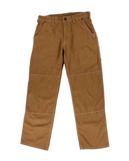W's Iron Forge Hemp Canvas Double Knee Pants - Short