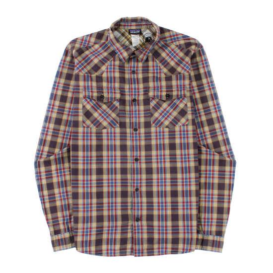 M's Long-Sleeved Good Shirt