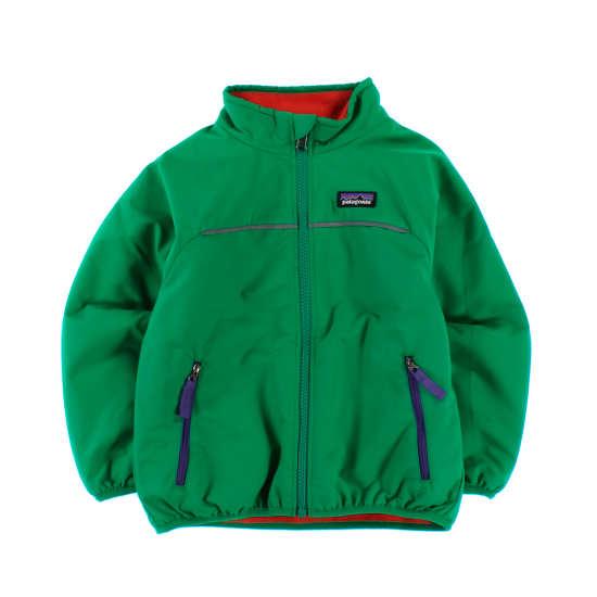 Baby Reversible Shelled Synchilla® Jacket