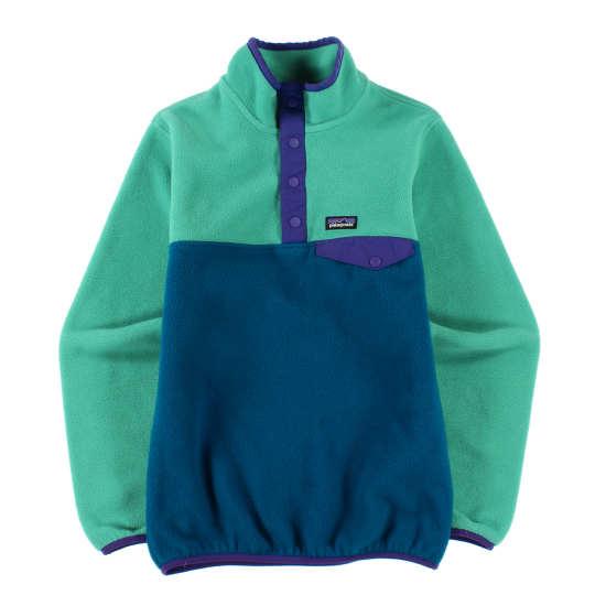 Girls' Lightweight Synchilla® Snap-T® Pullover