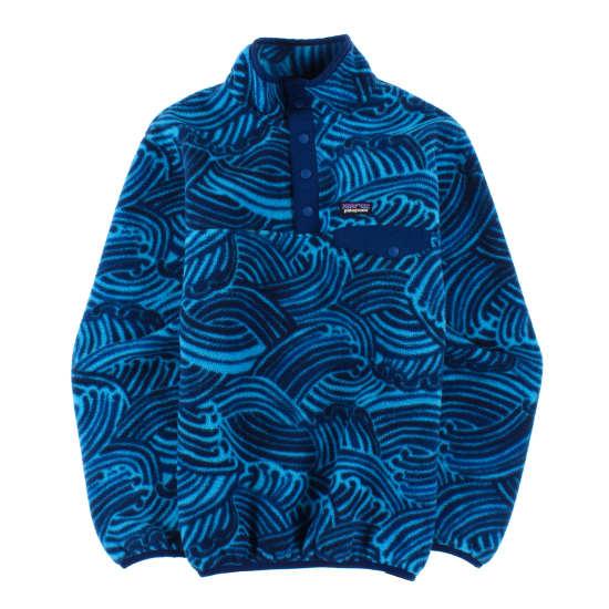 Boys' Lightweight Synchilla® Snap-T® Pullover