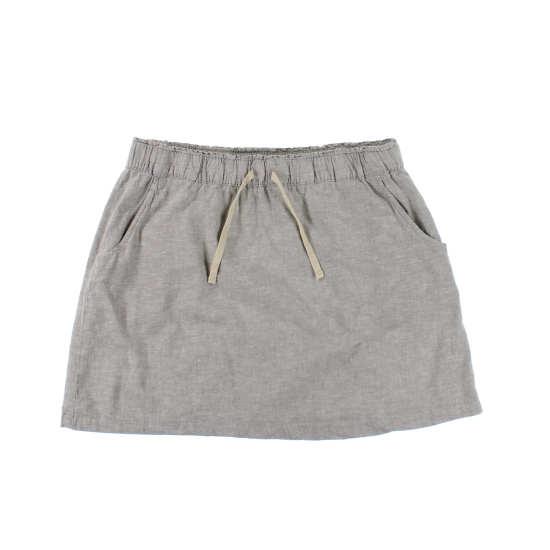 W's Island Hemp Beach Skirt