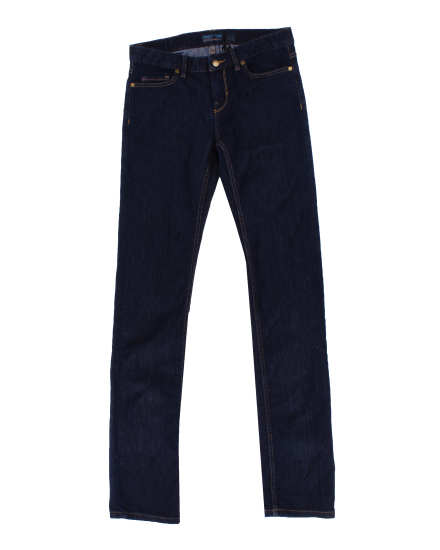 W's Straight Jeans - Long