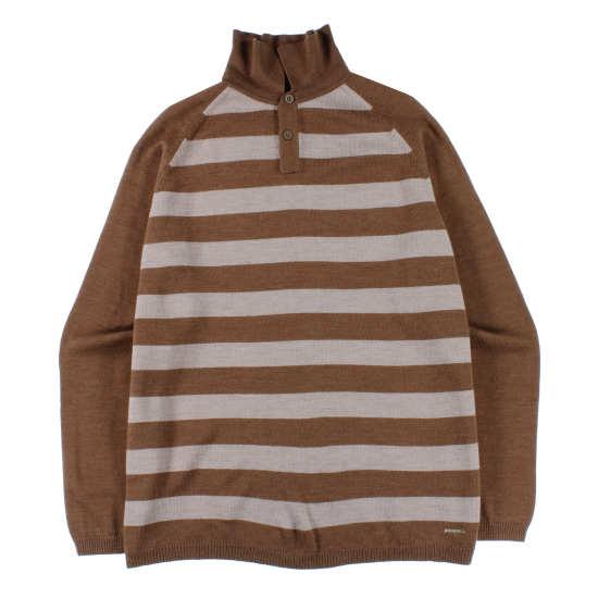 M's Merino Polo Sweater