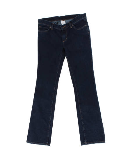 """W's Low Rise Bootcut Jeans - 32"""""""