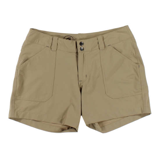 W's Borderless Shorts