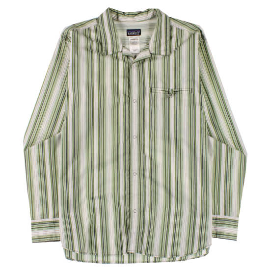 M's Long-Sleeved Stone Mason Shirt