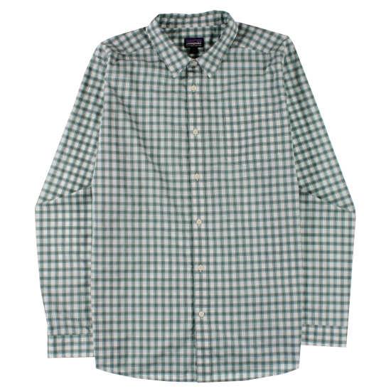 M's Long-Sleeved Fezzman Shirt - Slim Fit