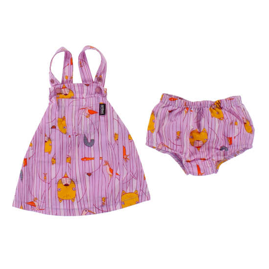 Baby Baggies™ Apron Dress - Special