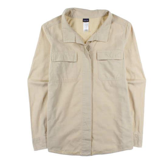 W's Long-Sleeved Chambray Shirt