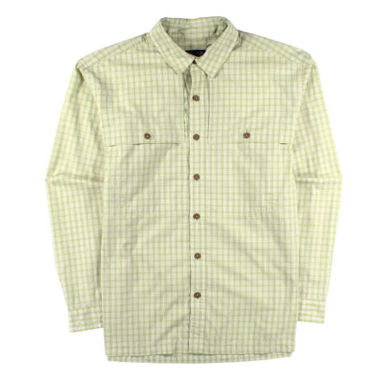 M's Long-Sleeved Island Hopper Shirt