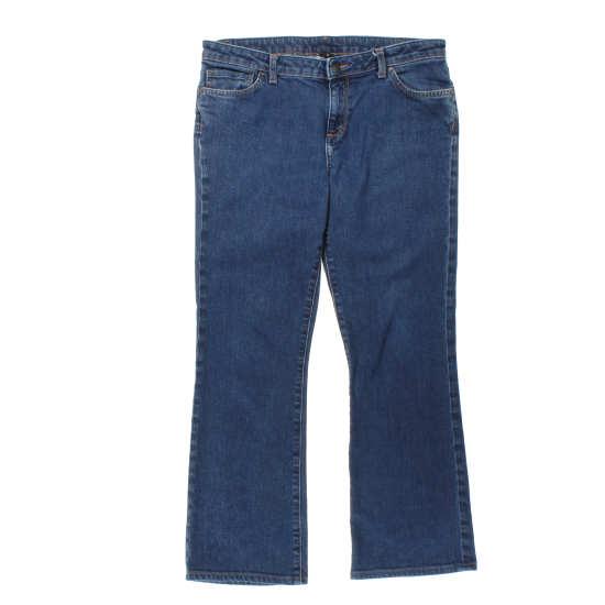 "W's Regular-Rise Bootcut Jeans - 32"""