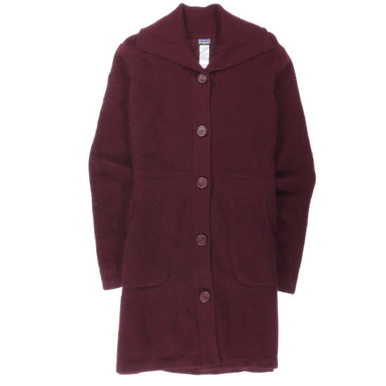 W's Cashmere Sweater Coat