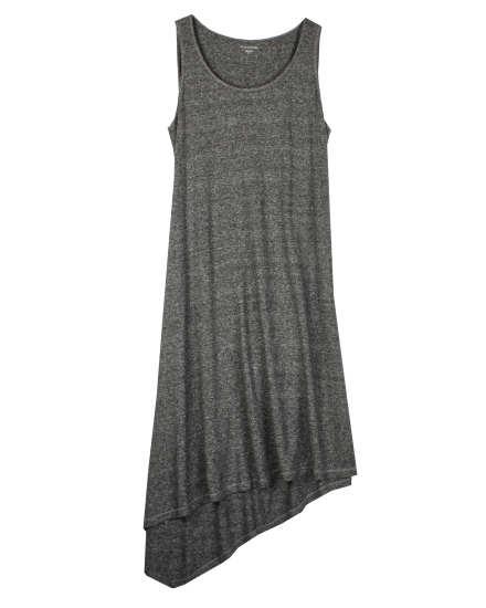 Organic Cotton & Linen Melange Dress