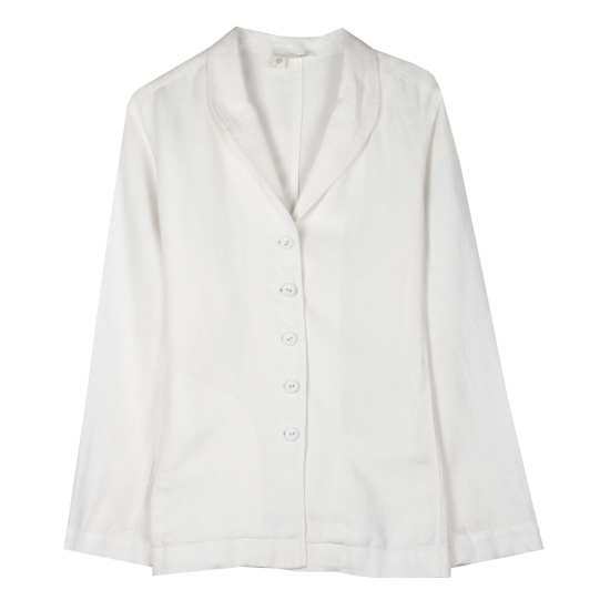 Heavy Linen Jacket