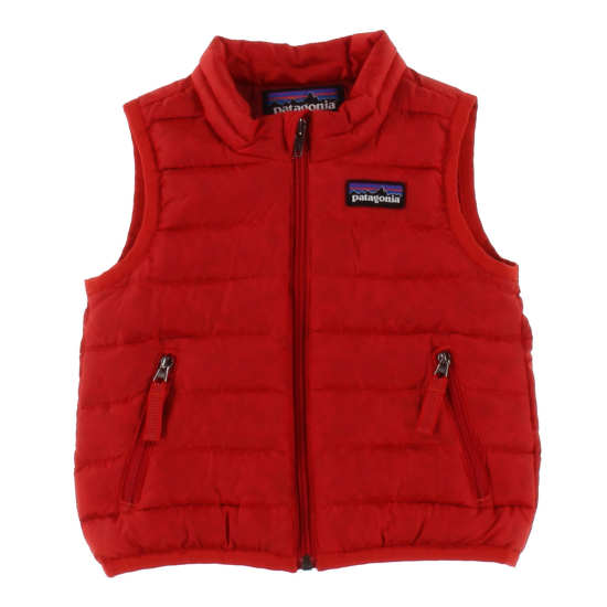 Baby Down Sweater Vest