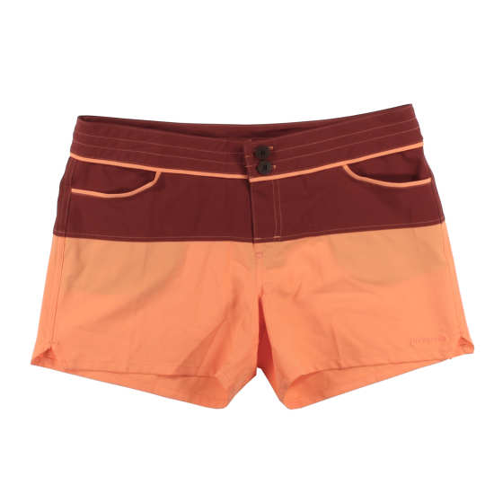 W's Colorblock Meridian Shorts - 4""