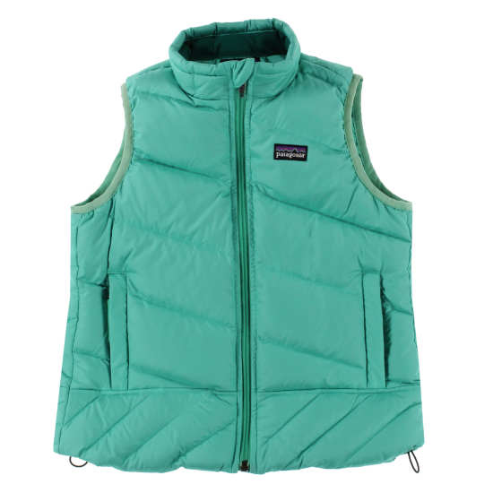 Girls' Down Vest