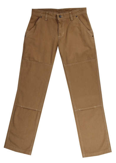 W's Iron Forge Hemp® Canvas Double Knee Pants - Regular