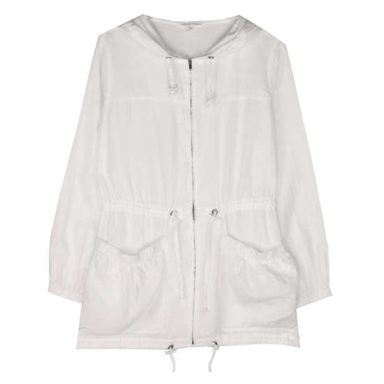 Handkerchief Linen Jacket