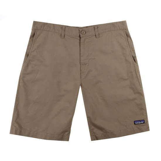 """M's Lightweight All-Wear Hemp Shorts - 10"""""""