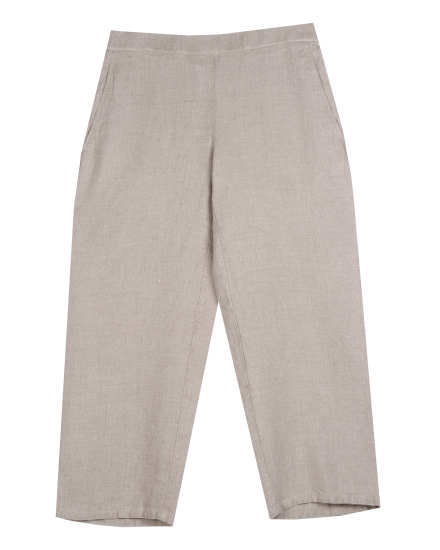 Heavy Organic Linen Pant