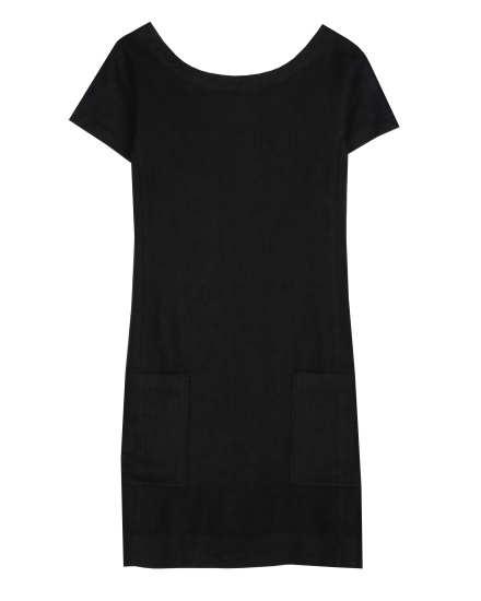 Heavy Linen Dress
