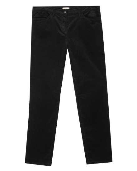 Cotton Tencel Stretch Corduroy Pant