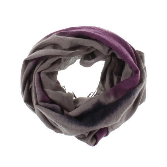 Cotton Nylon with Cotton Lining Scarf