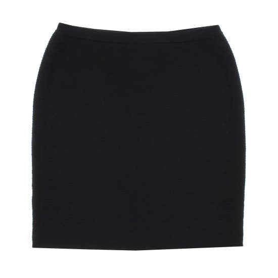 Washable Wool Viscose Ottoman Skirt