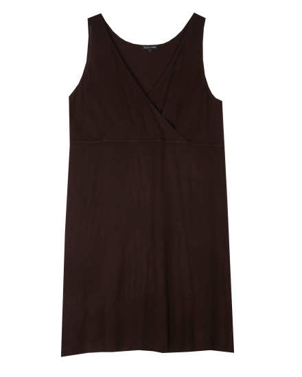Silk Sheen Dress