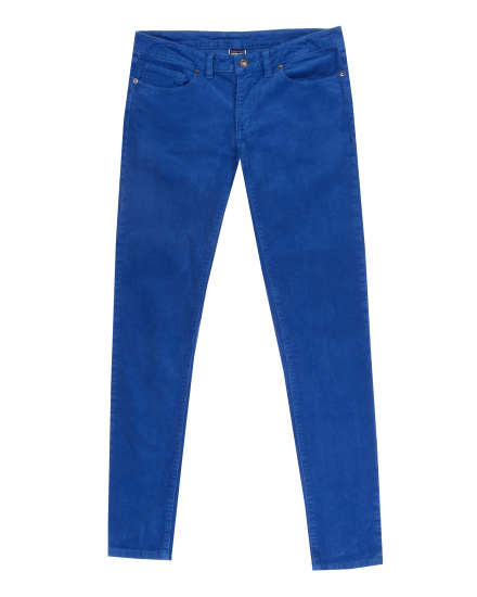 W's Fitted Corduroy Pants