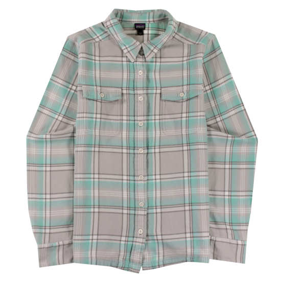 W's Long-Sleeved Fjord Flannel Shirt