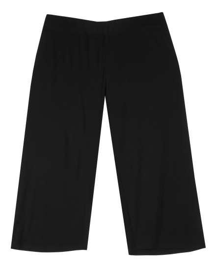 Stretch Silk Jersey Pant