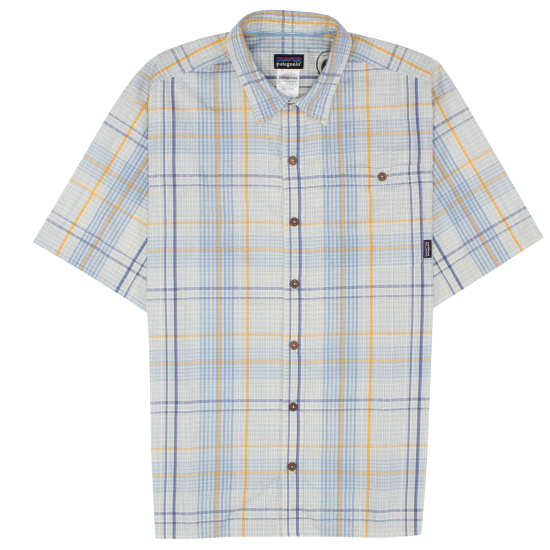 M's Short-Sleeved Puckerware® Shirt