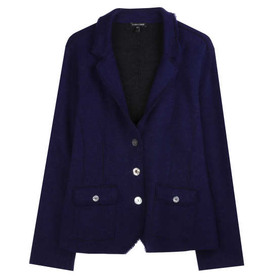 Felted Merino Doubleknit Jacket