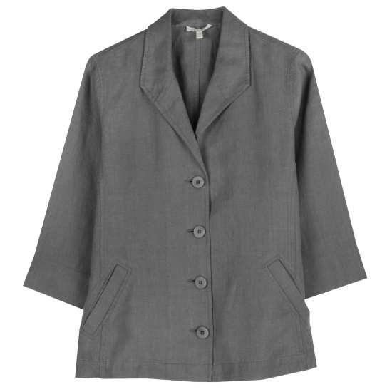 Heavy Linen Jacket