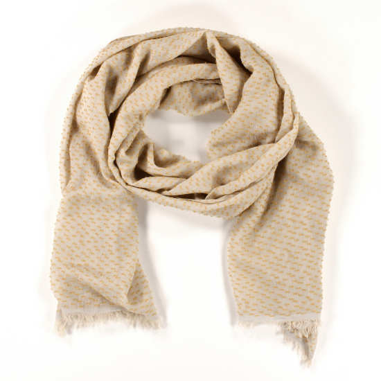 Fil Coup'e Tufts Scarf
